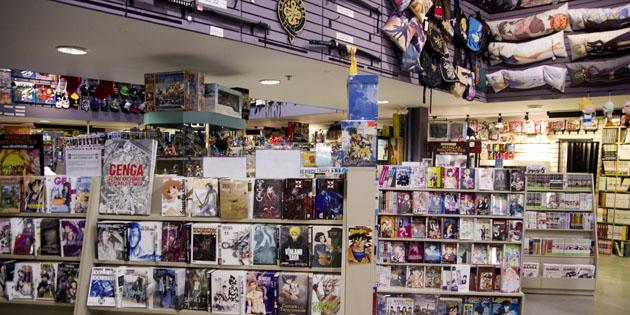 Imaginaire Magasin l'imaginaire, la plus grande boutique geek du québec - geekworldtour
