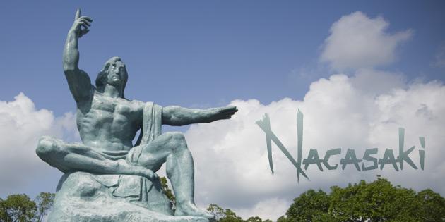 Nagasaki, la puissance de l'atome et l'île fantôme